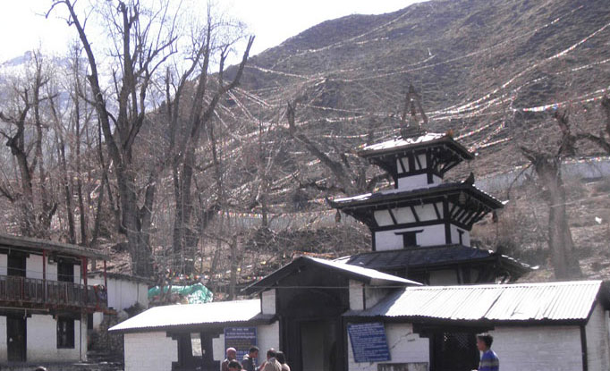 Muktinath Pilgrimage Heli Tour