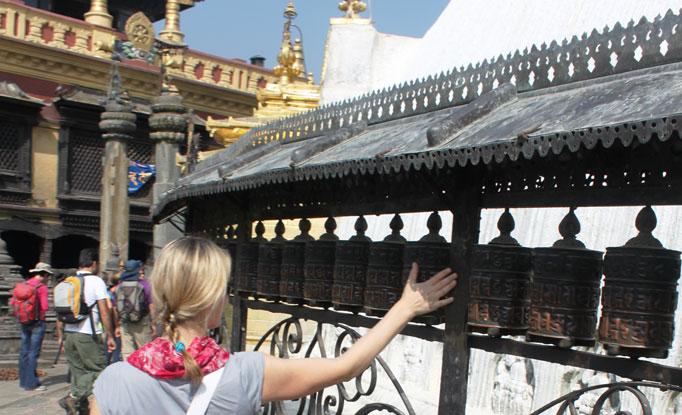 Layover Kathmandu Trip